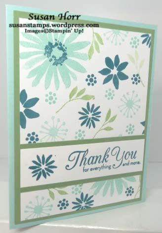 Blooms & Wishes, One Big Meaning, Stampin Up, susanstamps.wordpress.com