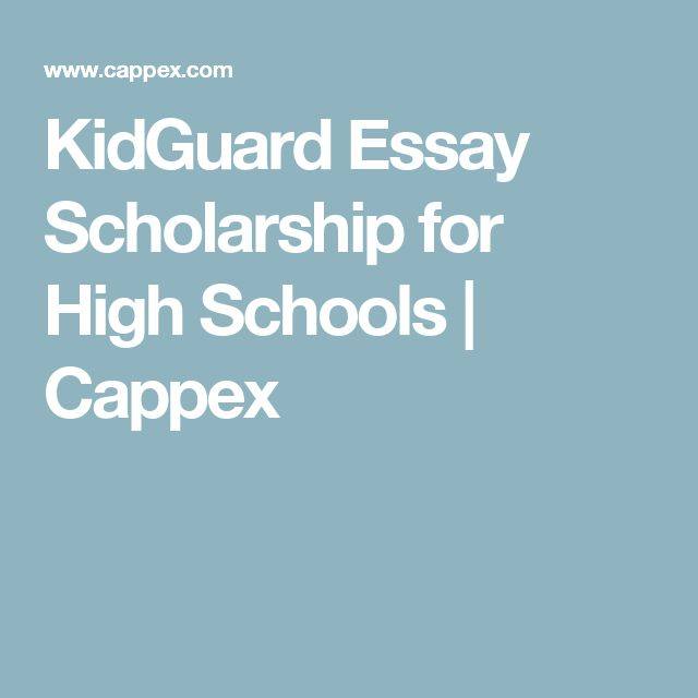 scholarships for high school seniors that dont require an essay There has certainly always been pressure on high school students as they move from childhood to adolescence and to adulthood in this four year span of time inherent in their progress from the bottom of the totem pole as freshman to upper class seniors, are expectations the rest of their lives wait.