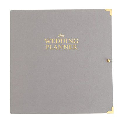 Sugar Paper® wedding planner binder.... But I'm pretty sure I can make one of these that won't cost me $62