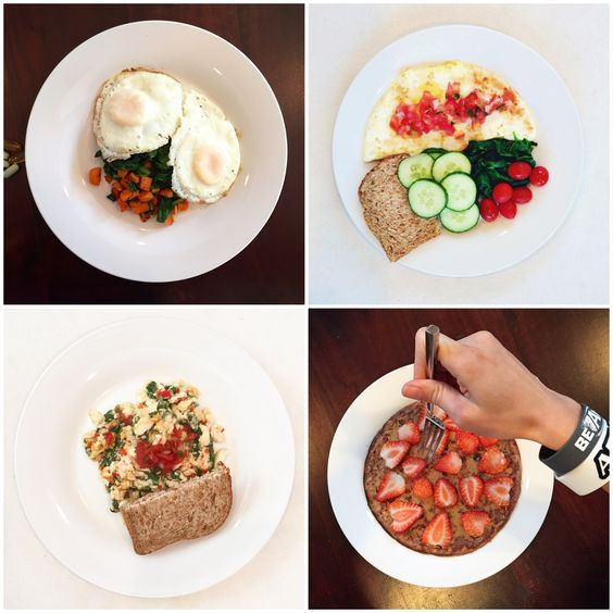 AdvoCare 24 Day Challenge breakfast ideas