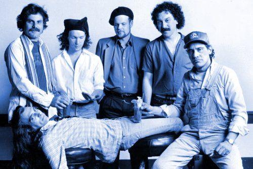 Zero 1987 Greg Anton, Steve Kimock, John Farey, Bobby Vega John Cipollina (1943-1989), Martin Fierro (1942-2008)