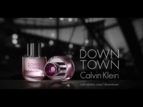 DOWNTOWN - Calvin Klein the MOST BEAUTIFUL PERFUME Video I have ever seen!!