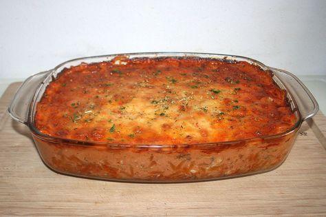 Gyros - Kritharaki - Auflauf, ein sehr leckeres Rezept aus der Kategorie Pasta & Nudel. Bewertungen: 43. Durchschnitt: Ø 4,1.