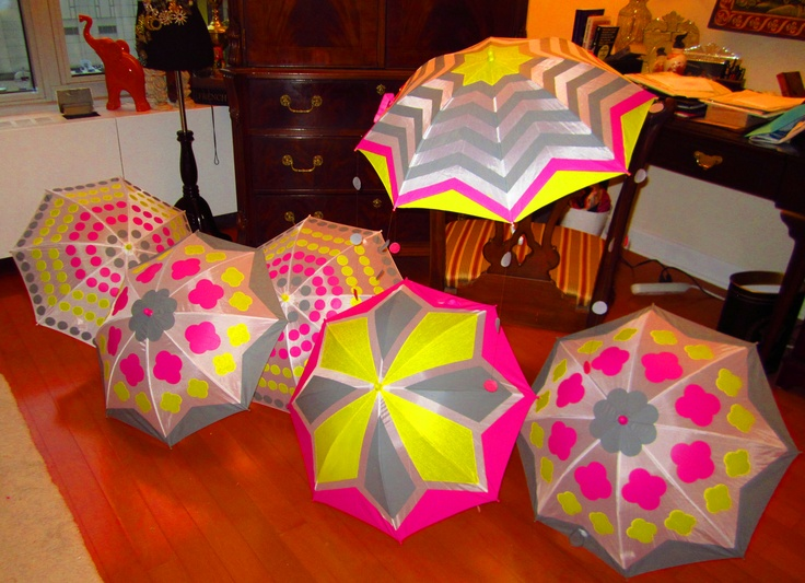 April Showers Baby Shower. Cheap Childrenu0027s Umbrellas From Oriental Trading  Can Be Painted For Decor