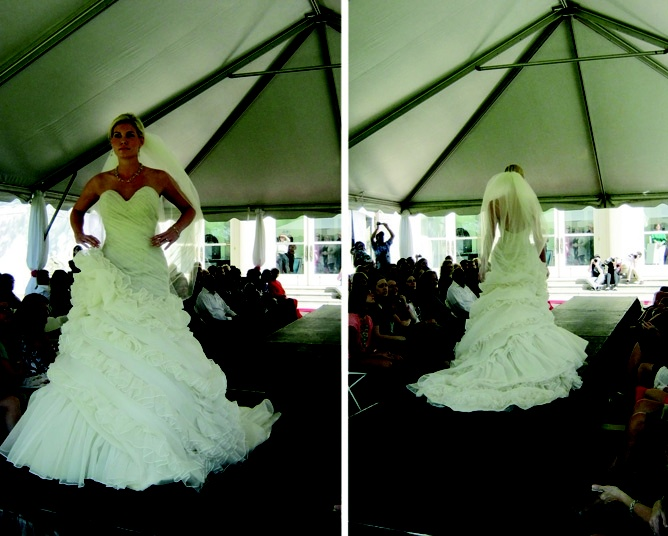 """the """"Anastasia"""" gown by Karen Hendrix Couture"""