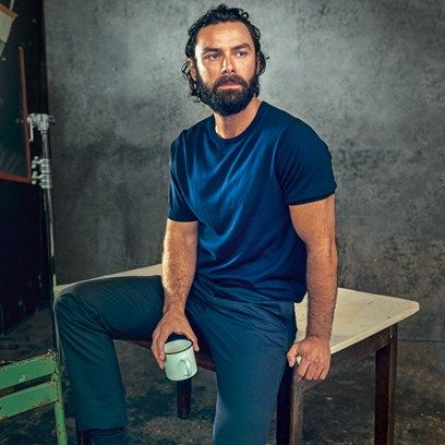 Aidan Turner and the Poldark boys talk to GLAMOUR