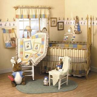 Beatrix potter nursery baby ideas pinterest beatrix for Beatrix potter bedroom ideas