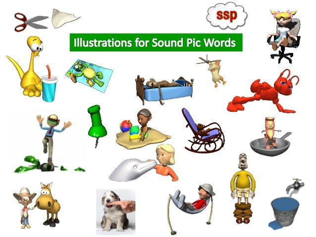 SSP Phonics - Green Level SPEEDY Decoding Practice