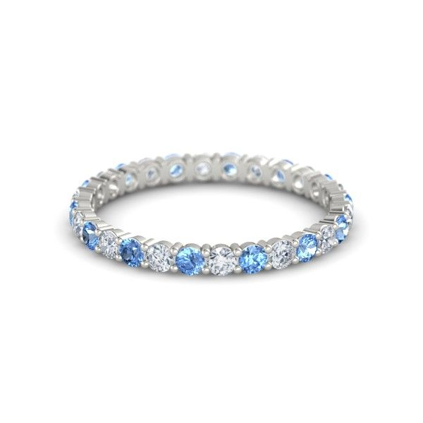 1000 ideas about eternity bands on rings