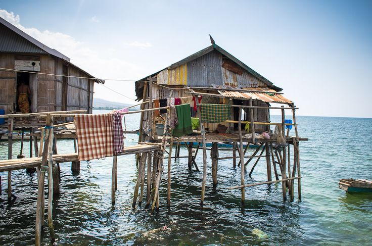 Fishing Village in Maumere, Flores - Indonesia.