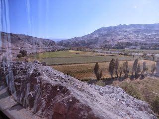 Le Bourlingueur: Les autobus du Pérou