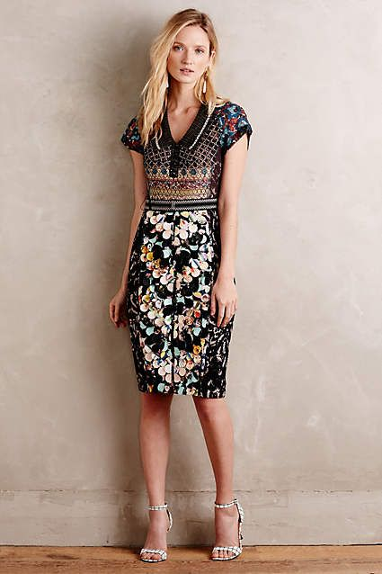 Paillette Dress - anthropologie.eu