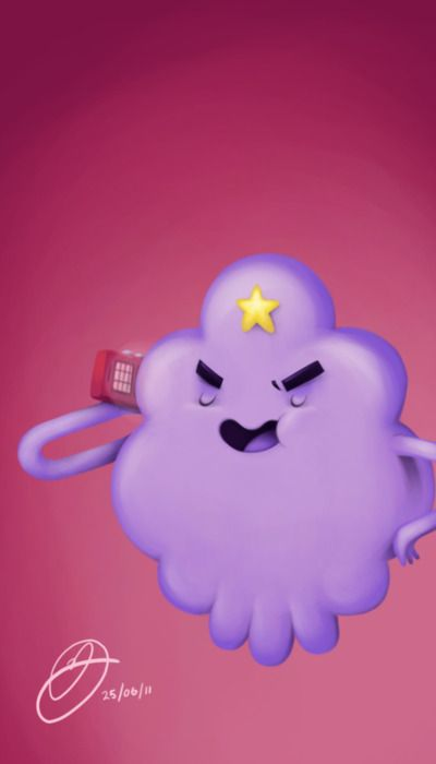 Day 30 - Lumpy Space Princess  30 Days of Adventure