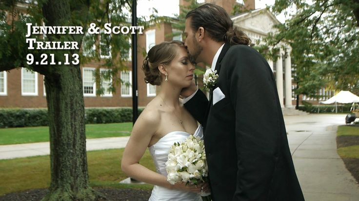 Jennifer & Scott Wedding Trailer