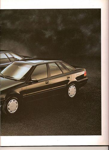 Daewoo Espero 1997 3   Was sold in Venezuela   Javier Espinoza   Flickr