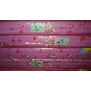 Kasur Busa BIG FOAM HELLO KITTY Standard      kualitas busa STANDARD garansi 1 tahun     tebal kasur 18 cm     sarung quilting  - See more at: http://hargafurnitureonline.com/kasur-busa-bigfoam/2743-kasur-busa-big-foam-hello-kitty-standard.html#sthash.H9vnyEAF.dpuf