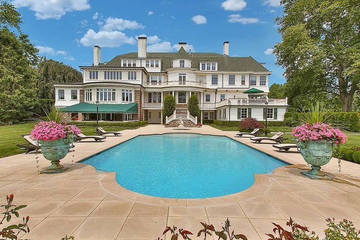 クイーンアン様式の豪邸 売却希望価格約7.9億円