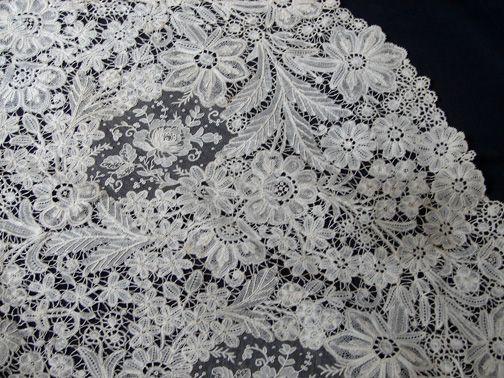 Marvelous Maria Niforos   Fine Antique Lace, Linens U0026 Textiles : Antique Lace # LA