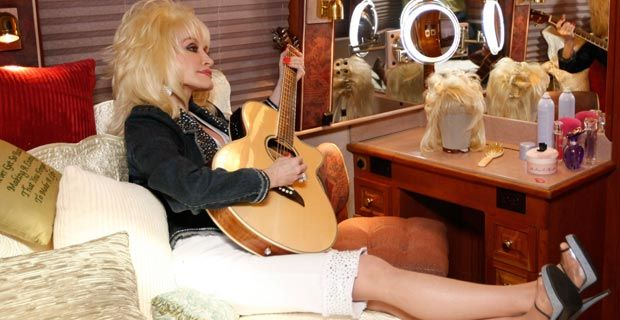 Dolly Parton's Home Away From Home