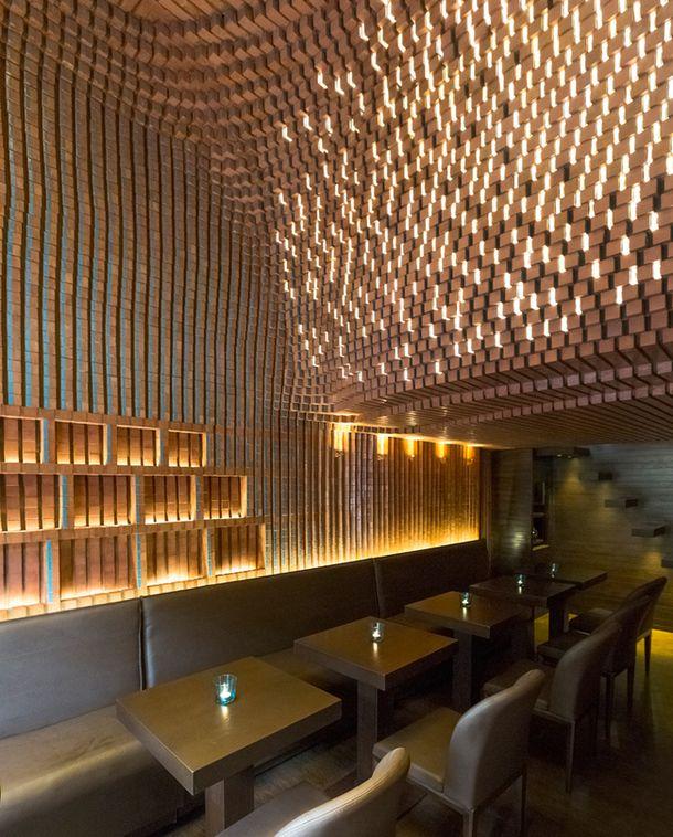 кафе espriss в тегеране intérieurs de restaurantsbar
