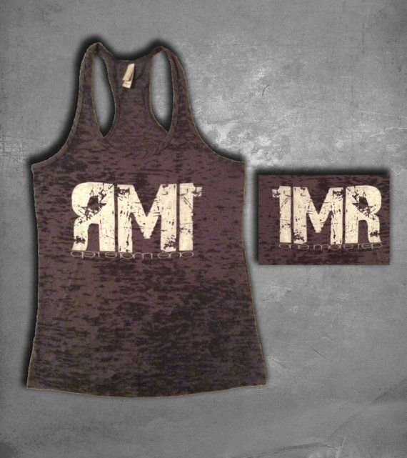 One More Rep Burnout Tank by DCApparelLine on Etsy
