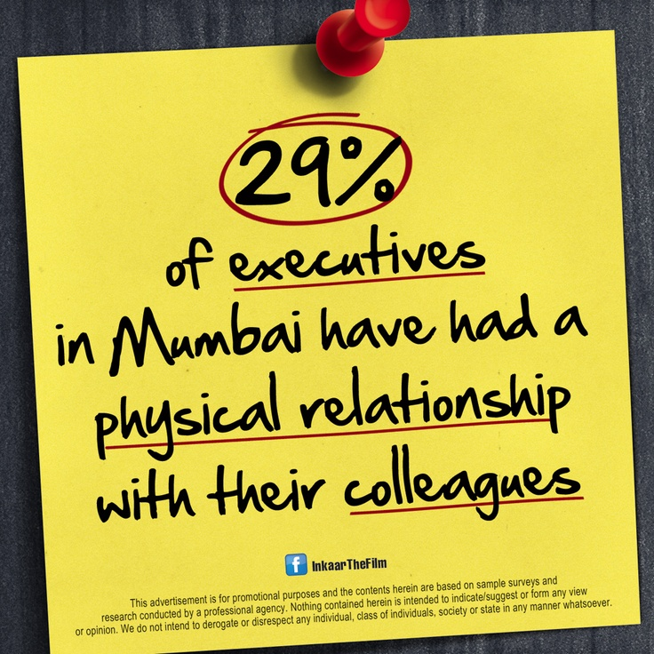 Colleagues with benefits?