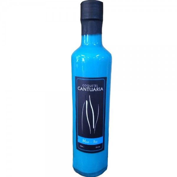 Coquetel De Blue Ice 500ml Adega Cantuaria Com Imagens