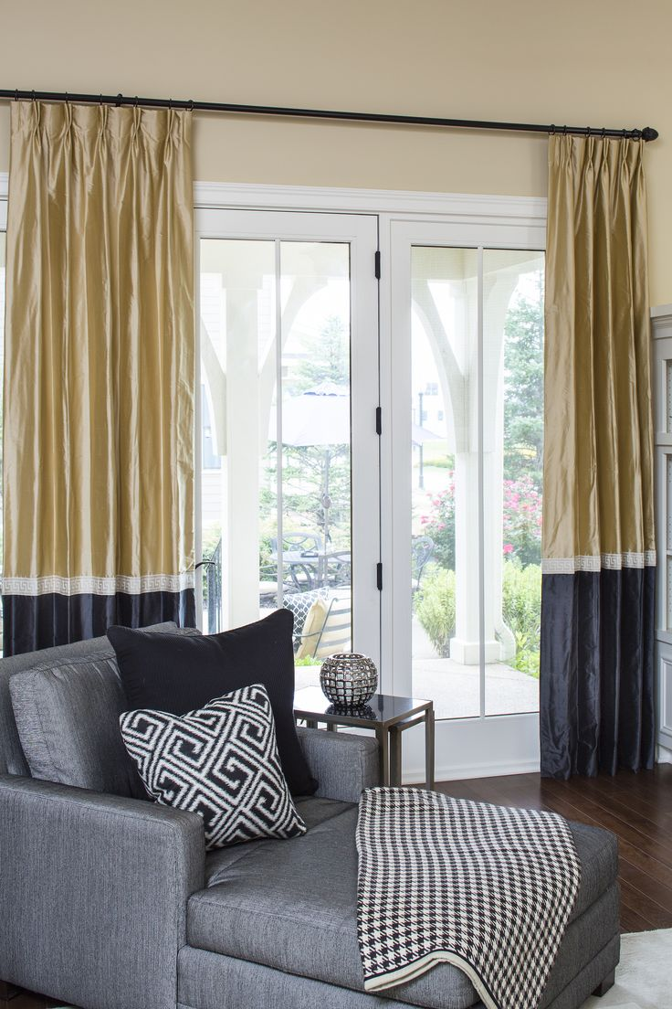 Window Treatments For Sliding Glass Doors Window