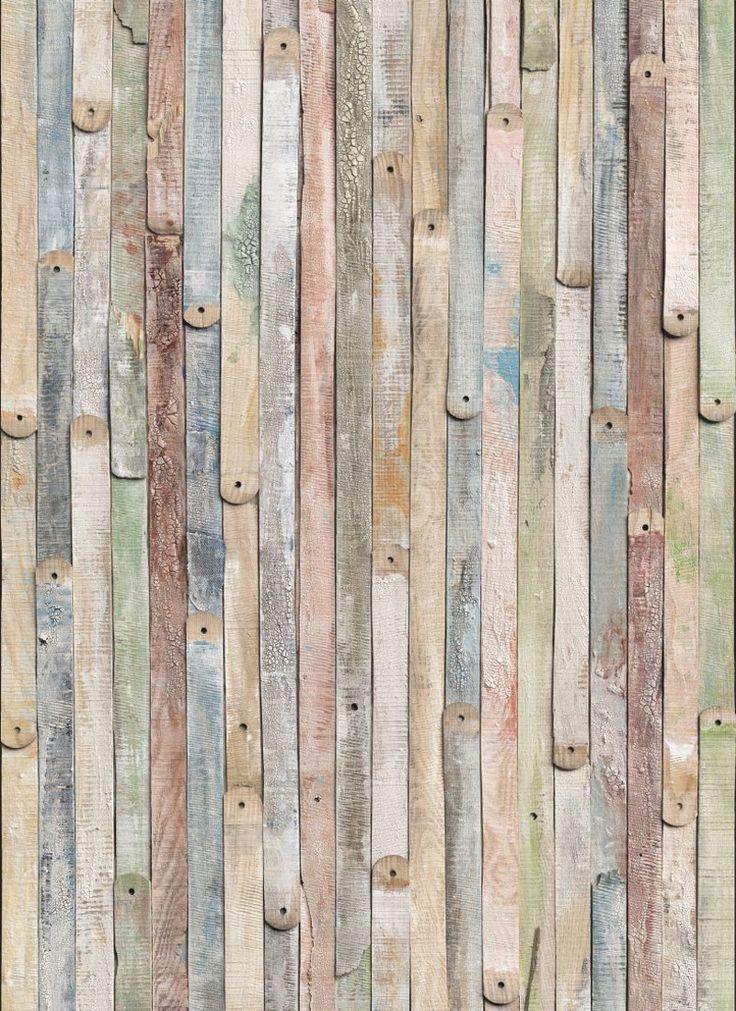 Vintage Wood 4-910 | Textures PhotoMural | Komar PhotoMurals Australia