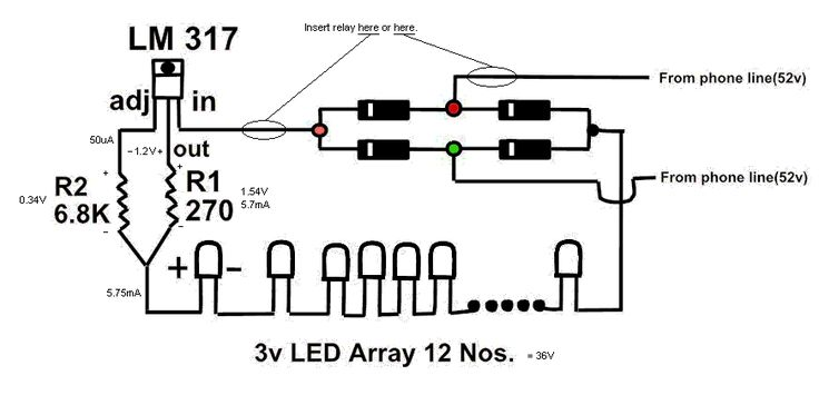 power battery saver circuit electronic projects circuits