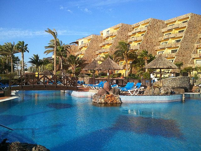 Review of Blue Bay Beach Club in Gran Canaria - http://www.europealacarte.co.uk/blog/2014/02/03/blue-bay-beach-club-gran-canaria/