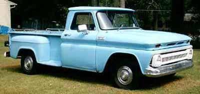 Stovebolt Tech Tip -- Antique Chevy / GMC Truck Restoration Help