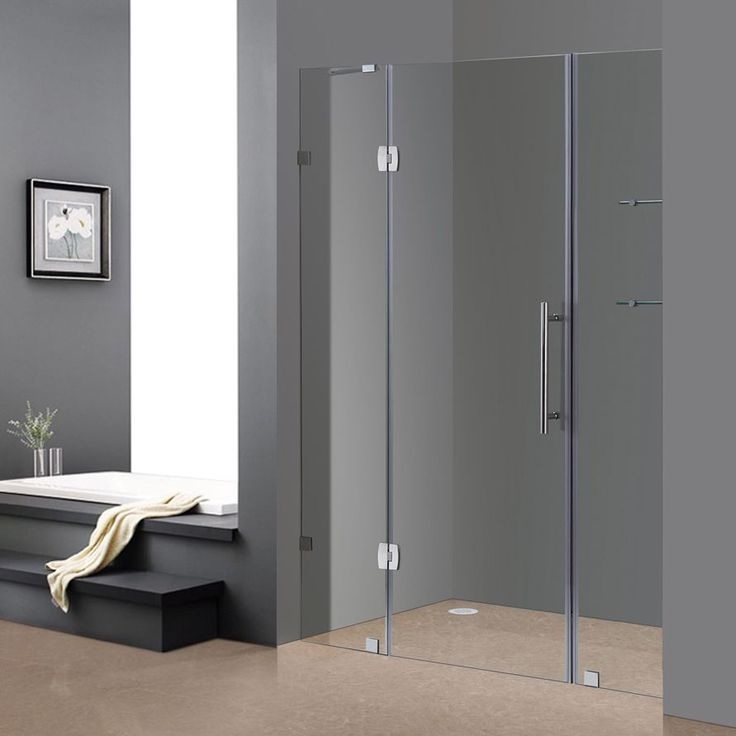 Aston Soleil 60in x 75in Completely Frameless Alcove