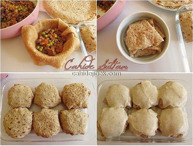 Yemek-Manisa Kebabı / Bohça Kebabı