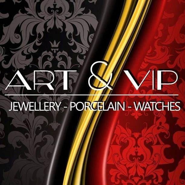 Porcelain Meissen & KPM Berlin Jewellery Watches by ARTaVIP