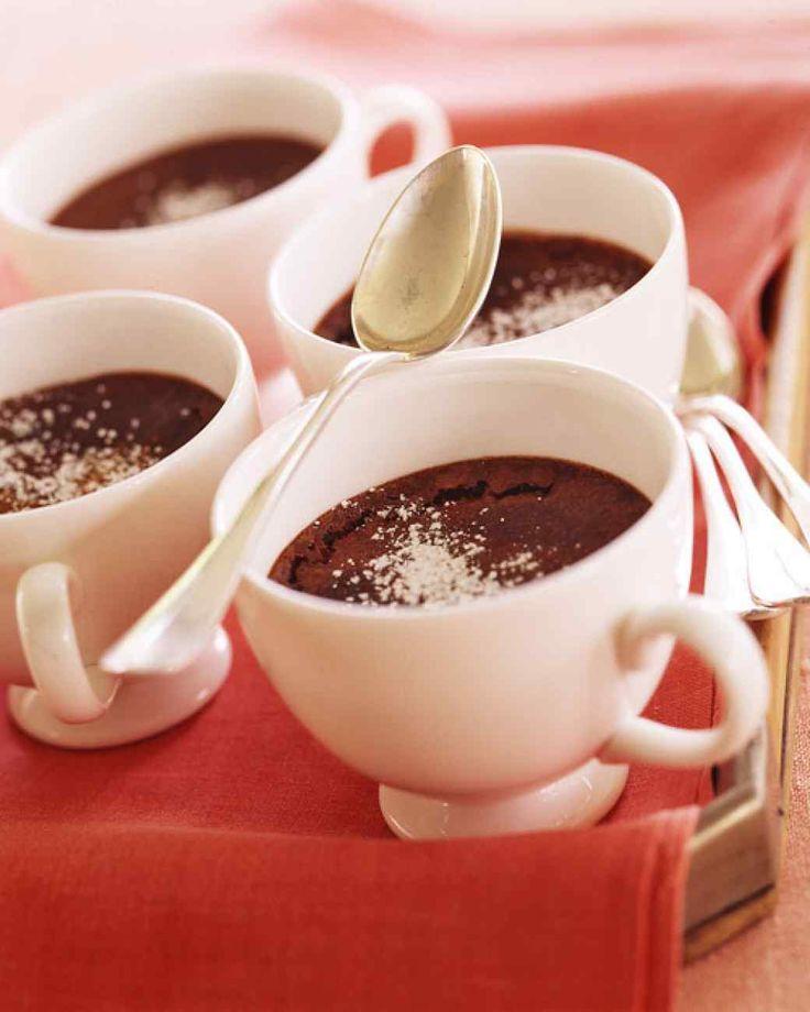 Mocha Pot de Creme | Recipe | Mocha, Pots and Pot de creme