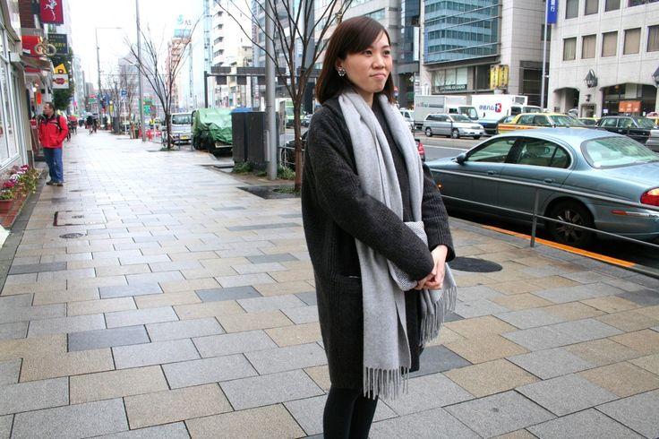 #Anothamista #Tokyo #fashion #lifestyle #streetstyle #womenswear #isabel marant #coat #bag #jacket