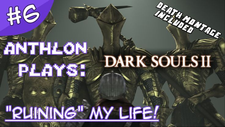 Added bonus in the end of the video!  Dark Souls 2 Part 6 Has been uploaded give it a watch and enjoy it :D!
