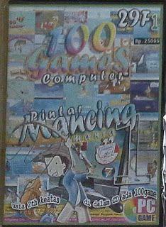 Kode 29F1 100 game MANCING dkk