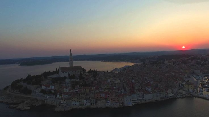 DJI Phantom 3 Professional, Slovenia and Croatia