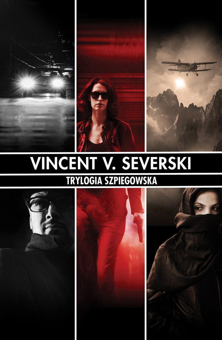 Trylogia szpiegowska Vincenta V. Severskiego to misternie skonstruowane thrillery szpiegowskie osadzone w realiach polskich służb specjalnych. Osobiste porachunki, polityczne ambicje, zdrady i spiski w cieniu zagrożenia atakami terrorystycznymi i światowym konfliktem zbrojnym. #nowosci #ebook #kryminal #sensacja