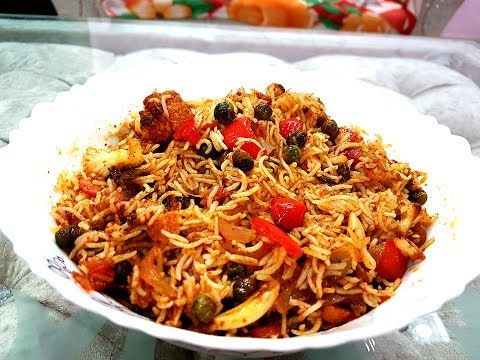 Best 25 veg recipes in hindi ideas on pinterest recipes soup in vegetable pulao kadhai pulao fried rice veg biryani recipe in hindi video forumfinder Images