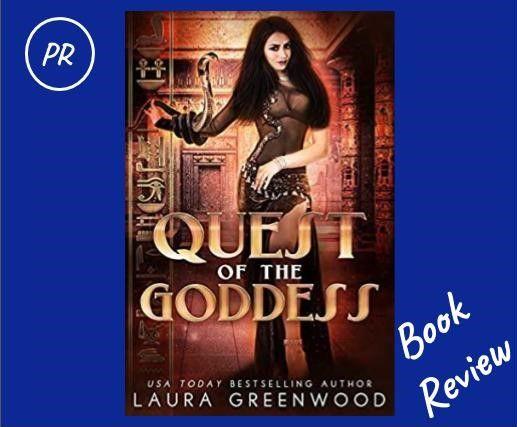 #NewRead #QuestOfTheGoddess by #LauraGreenwood #Paranormal #PNR #Mythology #PhoebesRandoms #BoodBlog #BookReview #amreading #BookAesthetic #BookBabe #booksbooksbooks #BookClub #BookCommunity #bookfeature #Bookishfeatures #BookishPost #booklion #booklove #booknerdigans #bookphotography #BookQueen #BookStack #Booksy #bookworm #GoodReads #ilovereading