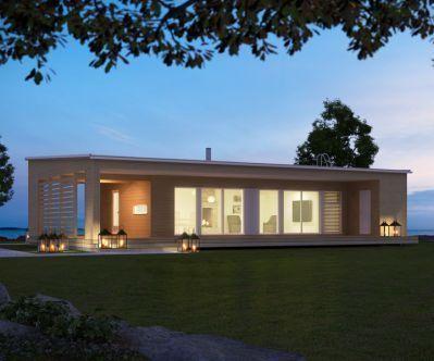 Design-Talo / Taivassalo 96 (150 k€)