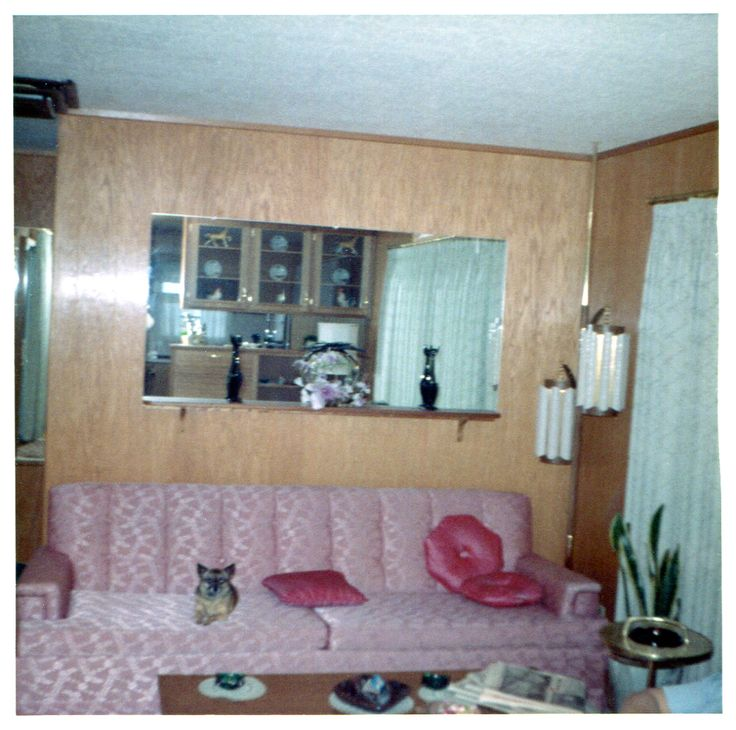 8 best vagabond mobile home etc images on pinterest mobile home mobile homes and mobile phones - Mid century mobel ...