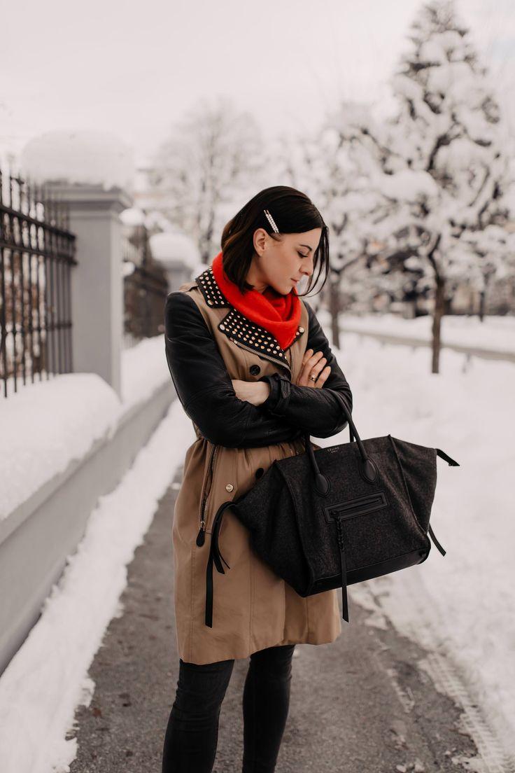 Shopping-Tipp: Der perfekte klassische Trenchcoat für den Winter!