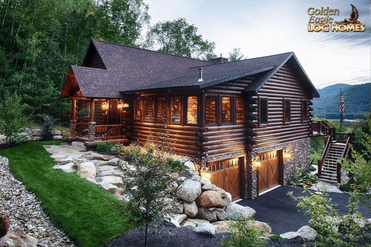 Golden Eagle Log Homes advice