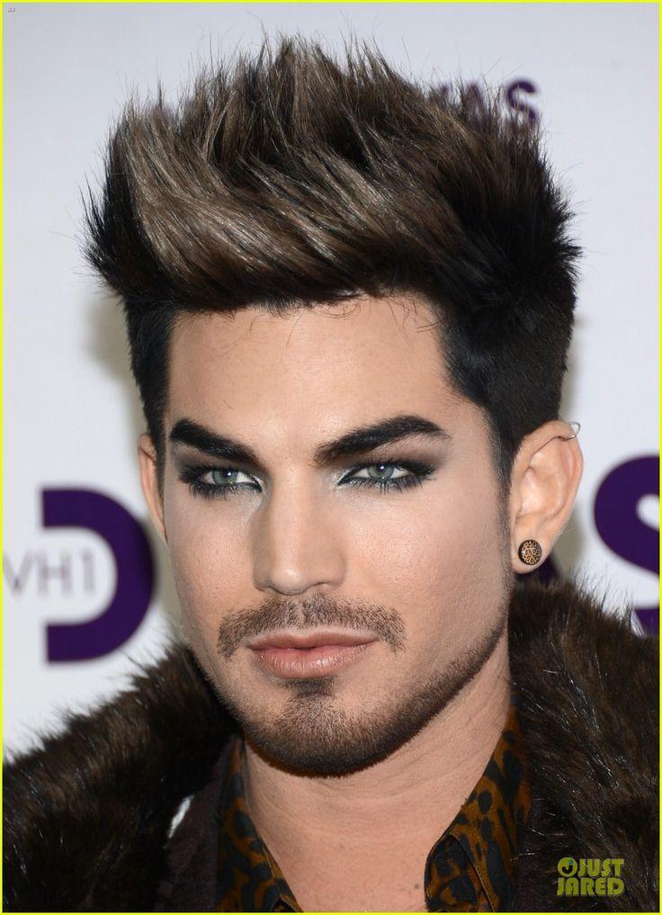Guy Makeup Youtube: 12 Best Adam Lambert Images On Pinterest