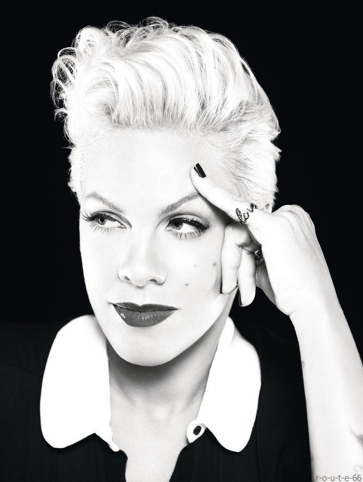 Pink | Alecia Beth Moore | singer | portrait | glamor | ram2013