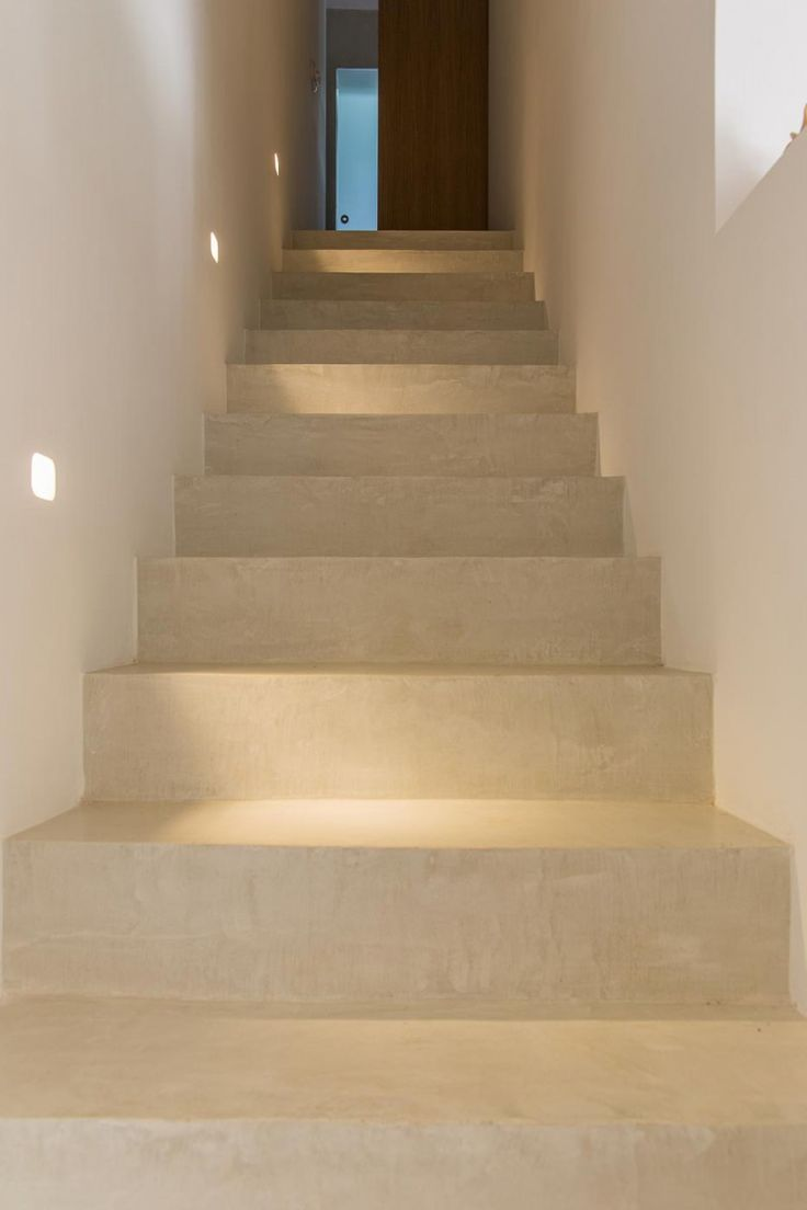 Escaliers en résine plus